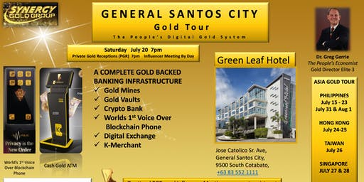 Asia Gold Tour GENSAN