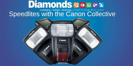 Speedlites with the Canon Collective tickets