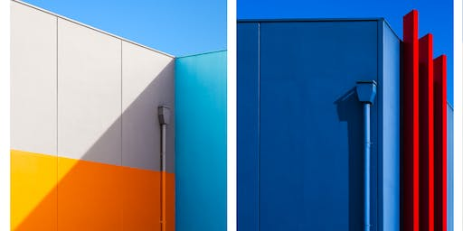 Urbanscape. A photographic exhibition by Jason Smith