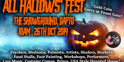 ALL HALLOWS FEST  - SoulTribe Events