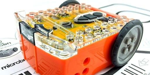 Robotics with Edison - 4 sessions
