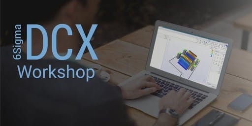 Data Centre CFD - Hands-On 6SigmaDCX Workshop - August 2019