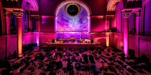 The Sound Healing Symphony at the Portland Art Museum