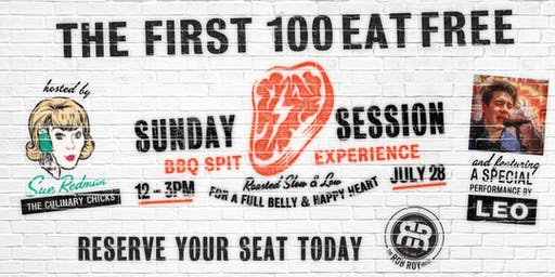 The Rob Roy July Sunday BBQ