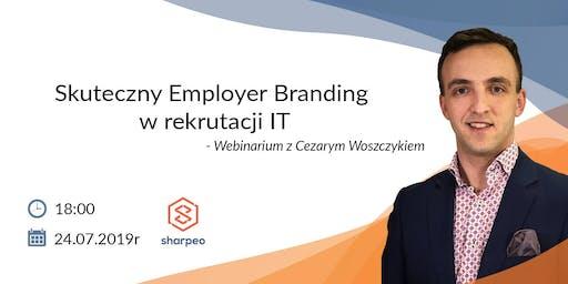 Skuteczny Employer Branding w rekrutacji lT | Webinar