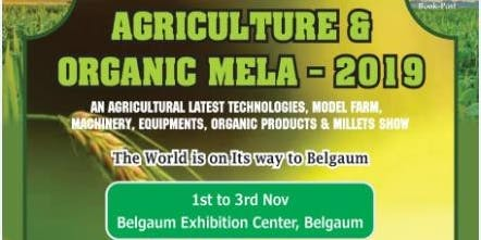 AGRICULTURE & ORGANIC MELA 2019