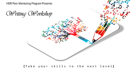 HDR Writing Workshop tickets