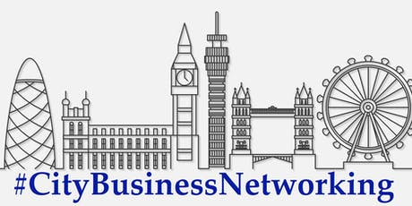 City Business Networking - Summer Drinks Launch tickets