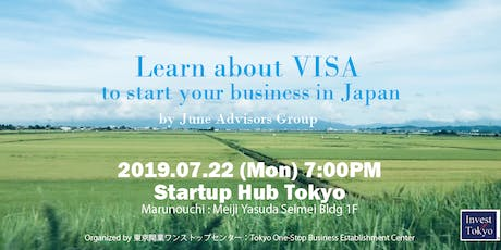 Learn about visa to start your business in Japan tickets