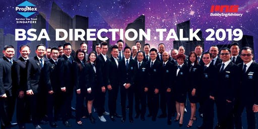 BSA Direction Talk 2019