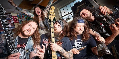 Municipal waste, Toxic Holocaust, Enforcer, Skeletal Remains and more tickets