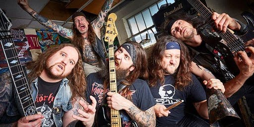 Municipal waste, Toxic Holocaust, Enforcer, Skeletal Remains and more