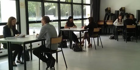Speed recruiting apprentissage 12 septembre 2019 - Toutes filières billets