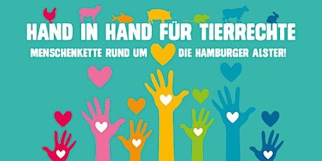 Hand in Hand für Tierrechte Tickets