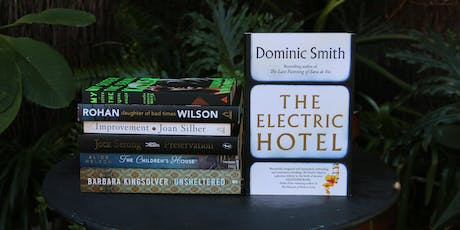 King Street Book Club - The Electric Hotel by Dominic Smith tickets