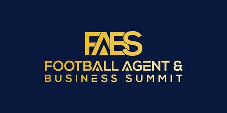 Football Agent & Business Summit 2019 tickets