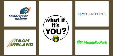 """What if It's You?"" Driver Development Seminar tickets"