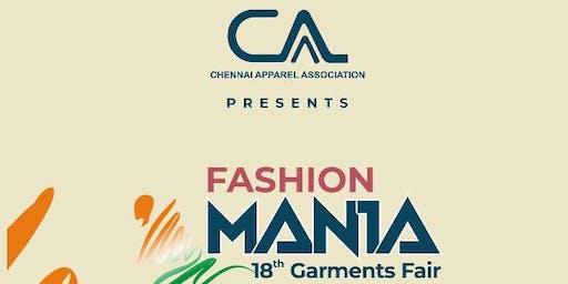 CAA-Fashion Mania 2019