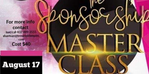 DFW Sponsorship MasterClass