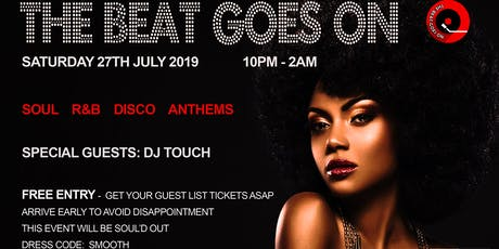 The Beat Goes on tickets