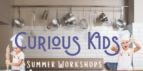 Curious Kids Pizza Workshop tickets
