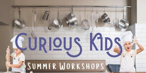Curious Kids Cupcake Workshop