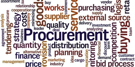 Introduction to procurement LEEDS PM tickets