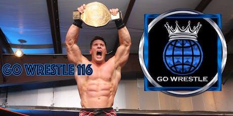 Go Wrestle 116! Pro Wrestling Action Daytona Beach Friday July 19th tickets