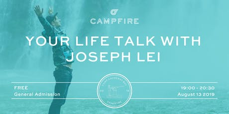 Your Life Talk with Joseph Lei (Certified Coach) tickets