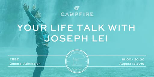 Your Life Talk with Joseph Lei (Certified Coach)
