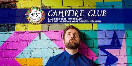 Campfire Club: Blue Rose Code | Baton Bleu tickets