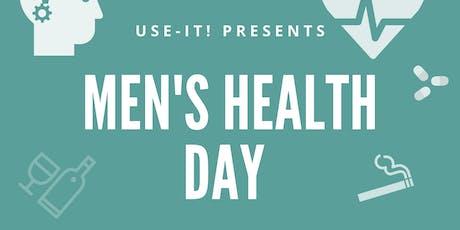 Men's Health Day tickets