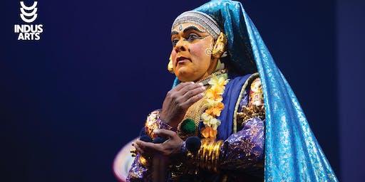 RHYTHMS IN THE LANDSCAPE DANCE FESTIVAL:    KATHAKALI DANCE DRAMA