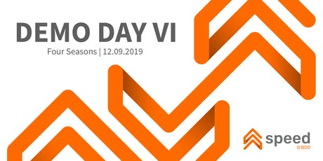 Speed Demo Day VI tickets