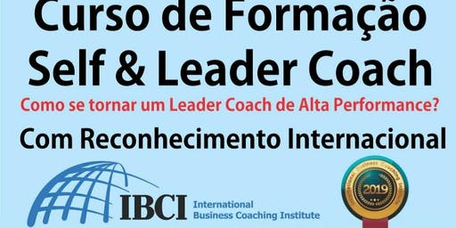 Curso Self & Leader Coach Lean 4.0 de Alta Performance