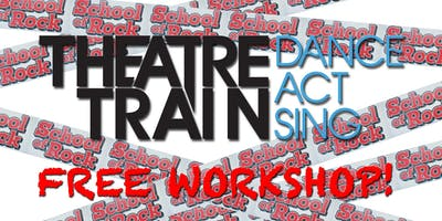 THEATRETRAIN Bishops Stortford  FREE School of Rock  Workshop