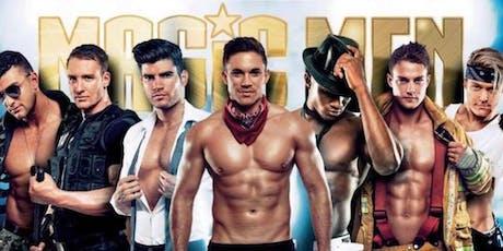 Magic Men Sydney - Saturday 3rd August tickets