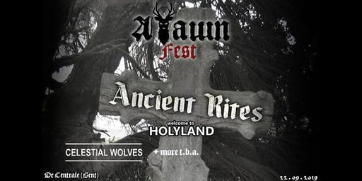 Arawn Fest: Ancient Rites/ Celestial Wolves/ Holyland + support