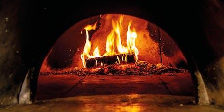 Workshop: Kochen und Backen im Holzbackofen Tickets