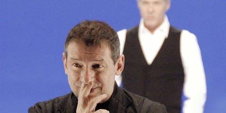 Lectio Magistralis con Duccio Forzano: La ripresa. Sul set come nella vita biglietti