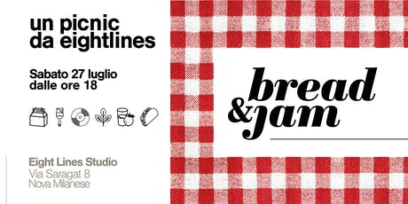 Bread & Jam | Un picnic da Eight Lines biglietti