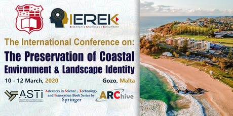 The Preservation of Coastal Environment and Landscape Identity tickets