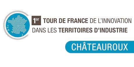 Tour de France de l'Innovation - Châteauroux billets