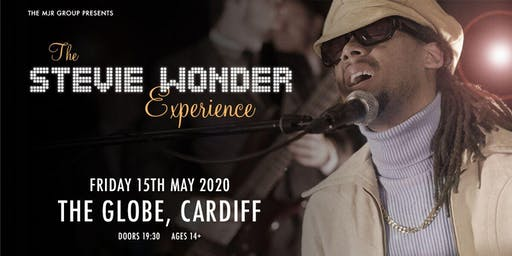 The Stevie Wonder Experience (The Globe, Cardiff)