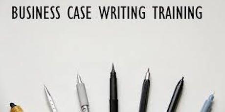 Business Case Writing 1 Day Training in Copenhagen tickets