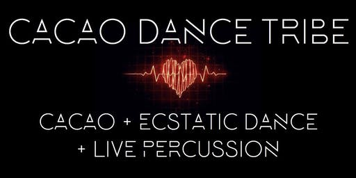Cacao Dance Tribe - Ecstatic Dance with Live Percussion + Cacao Celebration
