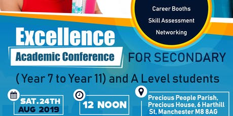 Excellence Academic Conference tickets