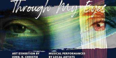 Through My Eyes - An Exhibition by Jonn. R. Christie