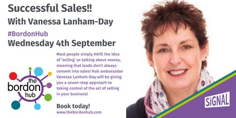 Successful Sales with Vanessa Lanham Day tickets