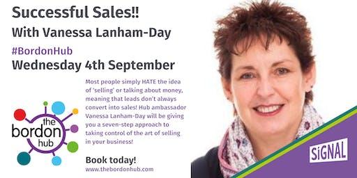 Successful Sales with Vanessa Lanham Day